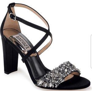 Badgley Mischka Strappy Shoe